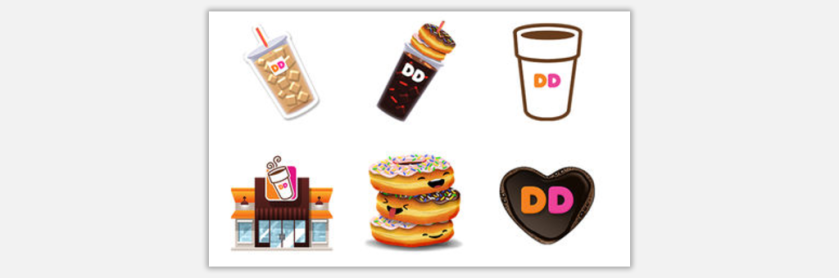 dunkin-donut-stickers-imessage